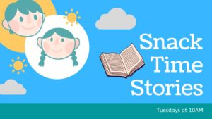 Refuge Mornings: Snack Time Stories