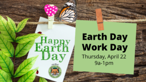 Earth Day Work Day